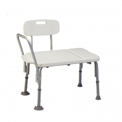 Lumex Imperial Collection Transfer Bench 7929 Shower Bath Tub Chair - New!